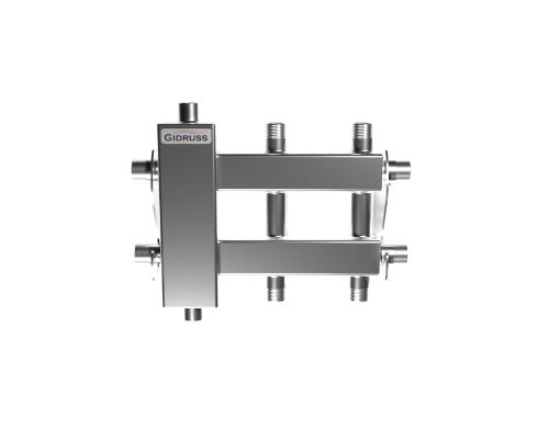 BMSS-40-3DU (до 40 кВт, все контуры G ¾″, 4D-кронштейны K.UMS, подключение термодатчика)